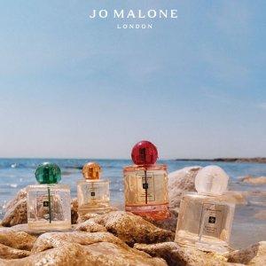 £44起+送限定化妆包+2试香上新:Jo Malone 2021限定Blossom系列香水 收新香,身体喷雾