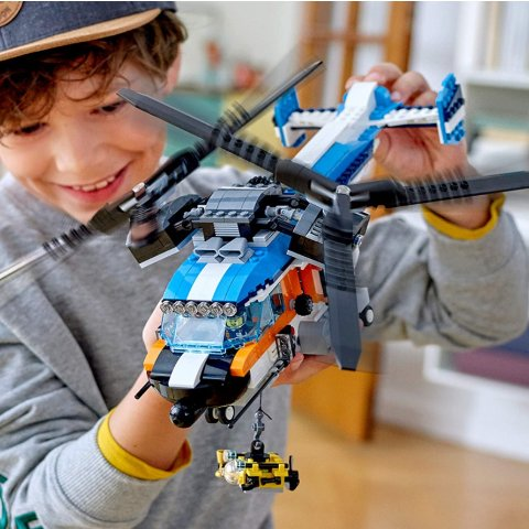 As low as $11.99Amazon LEGO Creator 3-in-1 Building Kits