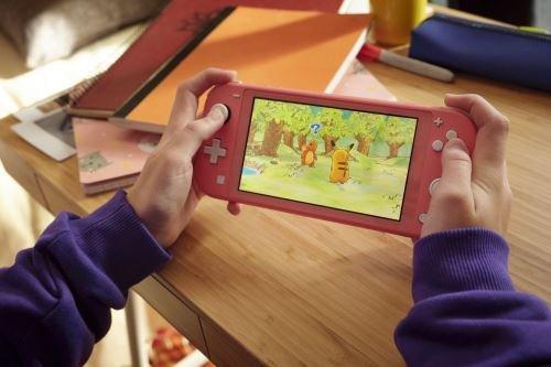 Nintendo Switch Lite 珊瑚粉配色Nintendo Switch Lite 珊瑚粉配色