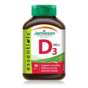Vitamin D3 90粒