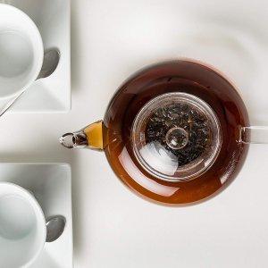 $12.59DICTEA 精致玻璃滤茶壶 24oz