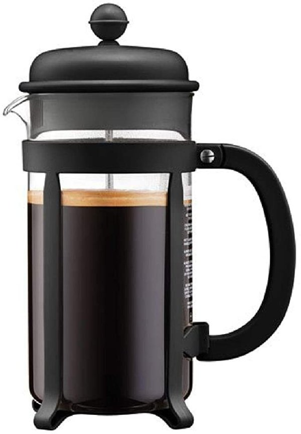 法式冲泡咖啡机 8杯