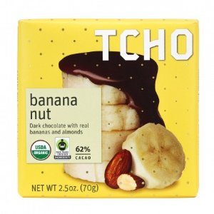 香蕉坚果黑巧克力 70g