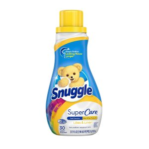 Snuggle 衣物增香护色柔顺剂 31.7 oz 可洗30次