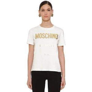 Moschinologo短袖