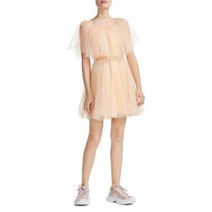 Maje蕾丝仙女裙