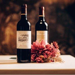 罗斯柴尔德红酒€120/6瓶安达易 法国名庄红酒国内现货一件代发 可全国发货