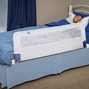 $29.99 收Regalo Baby儿童床护栏安全床护神器,熊孩子睡觉大作战, 还麻麻一个安心觉