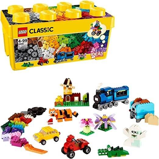 Classic Medium Creative Brick Box 10696