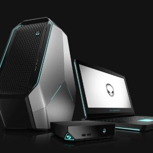 8折 外星人难得参加Dell 精选电脑、显示器等热卖 回国可退税