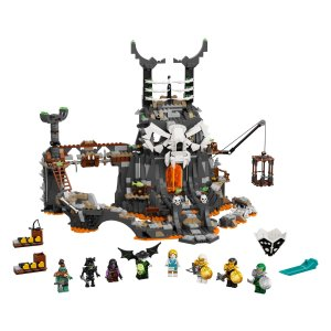 Lego骷髅巫师地牢 71722 | NINJAGO® | Buy online at the Official LEGO® Shop AU