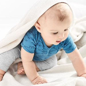 包臀衫三件$8.39Carter's童装官网 有机棉服饰热卖,柔软更亲肤的材质