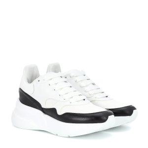 Alexander McQueen新款黑尾运动鞋