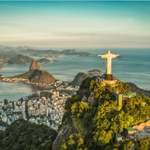 From $381 RT NonstopNonstop Flights to Brazil