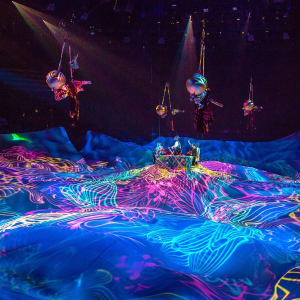 As low as $69Cirque du Soleil Free Seat Upgrade with Early Booking