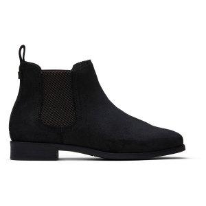 Toms满$99减$20靴子