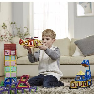 低至6折 直邮澳洲精选 Magformers 磁力片益智拼搭玩具