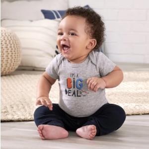 低至4折+额外9折Gerber Childrenswear 婴幼童秋季服饰、套装特卖