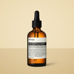 7.5折 + 免邮近期好价:Aesop 护肤热促 收无油精华、蜜柑水润保湿面霜