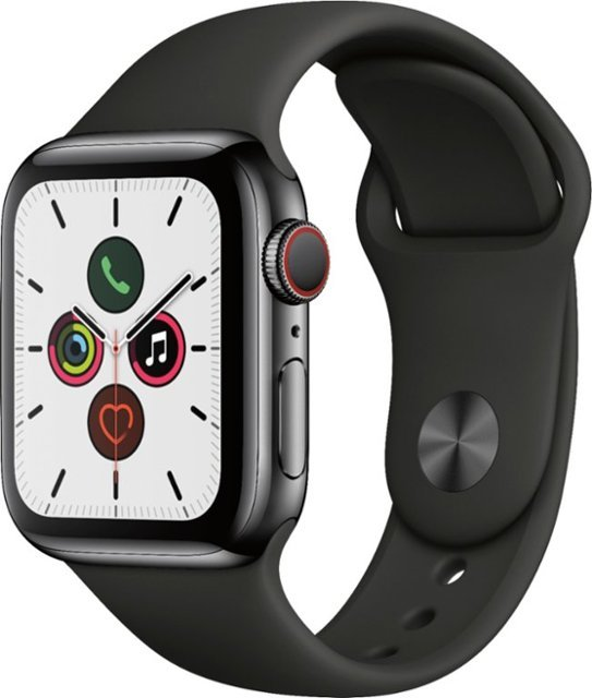 Apple Watch Series 5 40mm 不锈钢蜂窝版