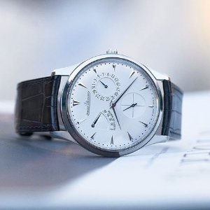 Extra $50 OffDealmoon Exclusive: JAEGER LECOULTRE Ultra Thin Automatic Men's Watch