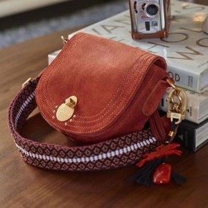 低至4折 $280收Prada卡包精选美包折扣好价来袭 收Prada Longchamp 马鞍包 春款小背包