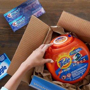 神仙打架,用户受益美国好物推荐 - Walmart 新服务上线,快递免费次日达