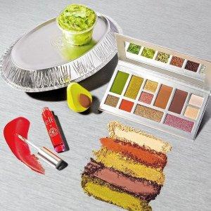 入眼影盘 送薯片 鳄梨酱手慢无:e.l.f. x Chipotle 联名 看彩妆与美食擦出不一样的火花