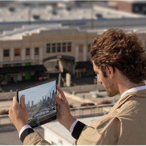 低至7.3折 宅家必备办公用品Microsoft Surface系列闪促 最像笔记本的平板