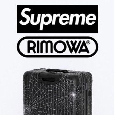"""蛛网 """"缠身"""" 预计售价£1000起Supreme X Rimowa 本周重磅炸弹 即将发售"""