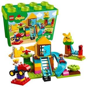 LegoDUPLO Large Playground Brick Box 10864 Building Block (71 Piece)