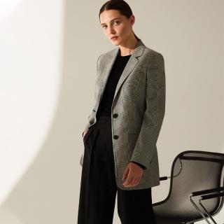 低至3折 格纹铅笔裙$100+Max Mara 秋冬精选大衣、外套热卖 从容迎接冬天