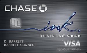 Earn $500 bonus cash backInk Business Cash? Credit Card