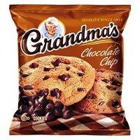 Grandma's 巧克力豆曲奇饼干 2.5oz 60袋装