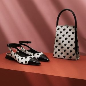 低至4折 $52.7收新款圆环包Charles & Keith官网 精选美鞋包包配饰人气热卖