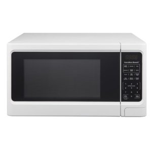 $55.99Hamilton Beach 1.1 Cu. Ft. Digital White Microwave Oven