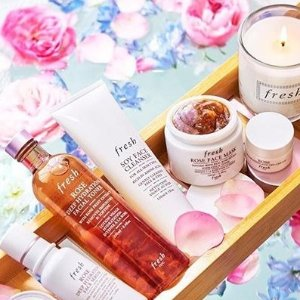 Free 6-Piece GiftsEnding Soon: Nordstrom Fresh Beauty Sale