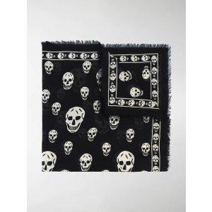 Alexander McQueen丝巾