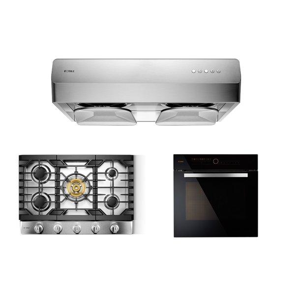 Pixie Air™ UQS3001 + Tri-Ring GLS30501 + KSG7003A