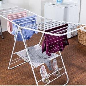 低至2折+包邮 $7收三格洗衣篮Hautelook 精选家居收纳用品热卖