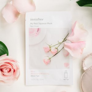 30 Masks for only $40Innisfree Masks Sale  + Free Shipping