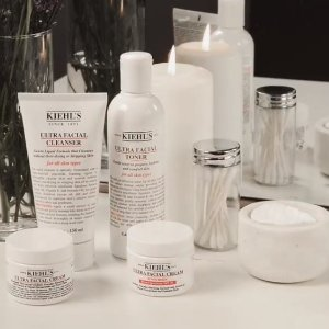 Last Day: Dealmoon Exclusive! Receive 6 deluxe sampleswith $85+ Ultra Facial Collection  purchase @ Kiehl's