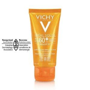 Vichy质地更轻薄轻盈防晒乳 SPF60