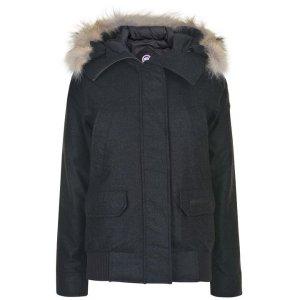 CANADA GOOSE BLACK LABEL黑标羽绒服