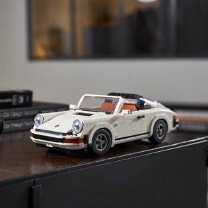 Lego3月重磅新品!保时捷 911 10295 | Creator 专家系列