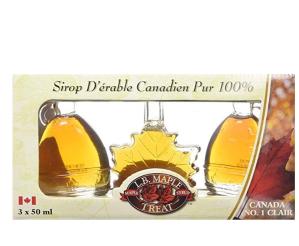 $12.88 (原价$20.24)L B Maple Treat 枫糖浆礼盒装 回国送礼必备
