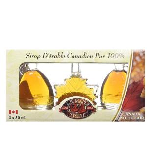 $12.37 (原价$20.24)L B Maple Treat 枫糖浆礼盒装 回国送礼必备