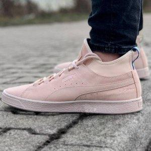 PumaSneaker 粉色运动鞋