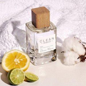 $26收套装+送兰芝面霜小样上新:CLEAN RESERVE 节日套装热卖 小清新风格