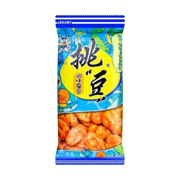 旺旺 挑豆系列 回味蚕豆 42g